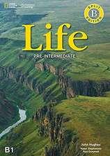 Life Pre-Intermediate: Combo Split B
