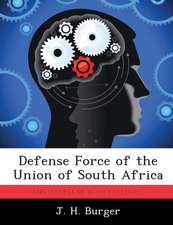 Defense Force of the Union of South Africa