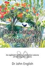 Enjoy Learning Homeopathy