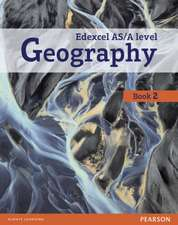 Edexcel GCE Geography Y2 A Level