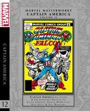 Marvel Masterworks: Captain America Vol. 12