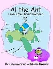 Al the Ant - Level One Phonics Reader