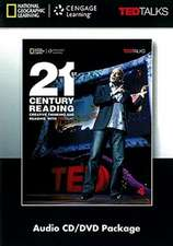 21st Century Reading with TED Talks Level 4 Audio CD & DVD P