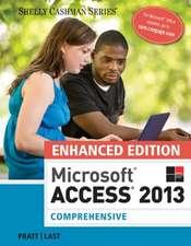 Enhanced Microsoft Access 2013