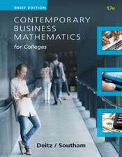 Contemporary Business Mathematics for Colleges Brief Course:  Law, Courts, and Politics in the United States