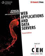 Ethical Hacking and Countermeasures:  Web Applications