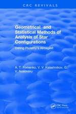 Geometrical and Statistical Methods of Analysis of Star Configurations Dating Ptolemy's Almagest