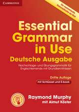Essential Grammar in Use Book with Answers and Interactive ebook German Edition