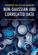 Handbook for Applied Modeling: Non-Gaussian and Correlated Data
