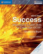Success International English Skills for Cambridge IGCSE® Student's Book