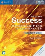 Success International English Skills for Cambridge IGCSE® Teacher's Book with Audio CDs (2)