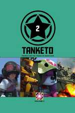 Tanketo Volume 2 Fishing and the Tigers of Boontang