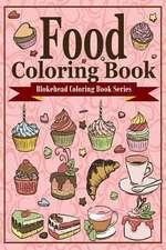 Food Coloring Book