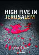 High Five in Jerusalem