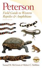 Peterson Field Guide to Western Reptiles & Amphibians, Fourth Edition