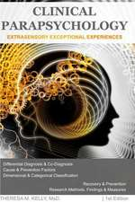 Clinical Parapsychology:  Extrasensory Exceptional Experiences