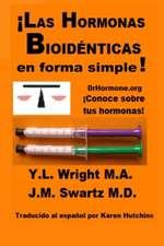 Las Hormonas Bioidenticas En Forma Simple!