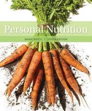 Boyle, M:  Personal Nutrition