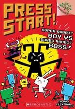 Super Rabbit Boy vs. Super Rabbit Boss!