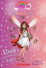Ruth the Red Riding Hood Fairy (Storybook Fairies #4): A Rainbow Magic Book