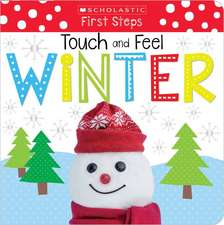 Touch and Feel Winter (Scholastic Early Learners)