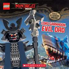 Lord Garmadon, Evil Dad