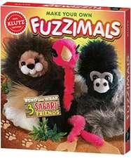 Make Your Own Fuzzimals