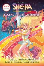 The Legend of the Fire Princess (She-Ra Graphic Novel #1), Volume 1