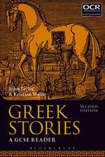 Greek Stories: A GCSE Reader