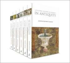 A Cultural History of Gardens: Volumes 1-6