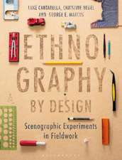 Ethnography by Design: Scenographic Experiments in Fieldwork