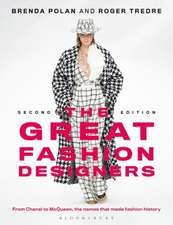 The Great Fashion Designers: From Chanel to McQueen, the names that made fashion history
