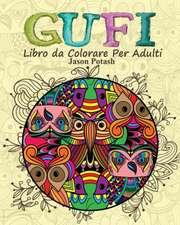 Gufi Libro Da Colorare Per Adulti