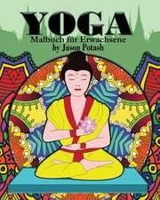 Yoga Malbuch Fur Erwachsene