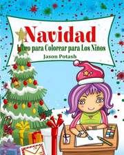 Navidad Libro Para Colorear Para Los Ninos