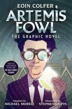 Eoin Colfer Artemis Fowl: The Graphic Novel (New)