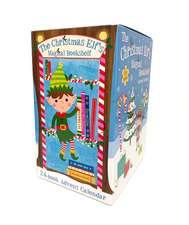 The Christmas Elf's Magical Bookshelf Advent Calendar