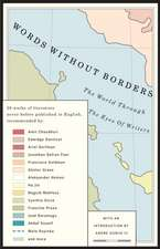 Words Without Borders:  An Anthology
