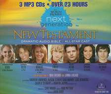 Word of Promise Next Generation New Testament-OE
