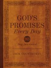 God's Promises Every Day: 365-Day Devotional