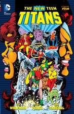 New Teen Titans Vol. 4:  Blood Island