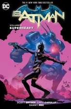 Batman Vol. 8:  Superheavy Part 1