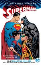 Superman Vol. 2: Full House (Rebirth)