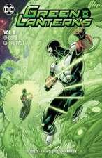 Green Lanterns Volume 8