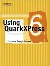 Using Quarkxpress 6.0