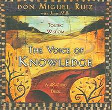 The Voice of Knowledge Cards