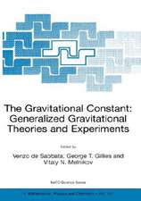 The Gravitational Constant: Generalized Gravitational Theories and Experiments