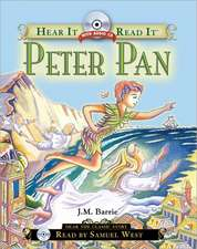 Peter Pan [With CD (Audio)]:  A Passionate Guide to 189 of the World's Best Authors and Their Works