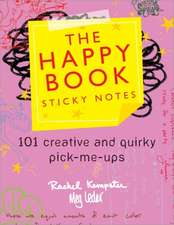 The Happy Book Sticky Notes