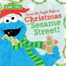 Twas the Night Before Christmas on Sesame Street